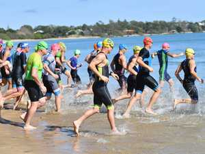 Hervey Bay Triathlon October 13
