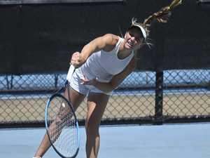 Women's singles final