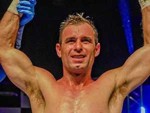 HE'S NO STOWE AWAY: Grafton boxer edges QLD class champion