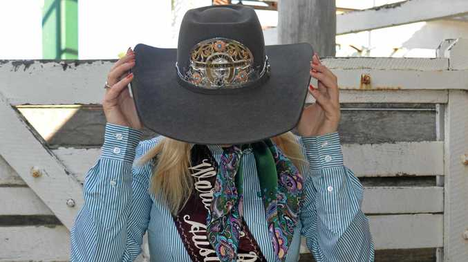 MEET OUR QUEEN: Toowoomba rider wins Rodeo crown