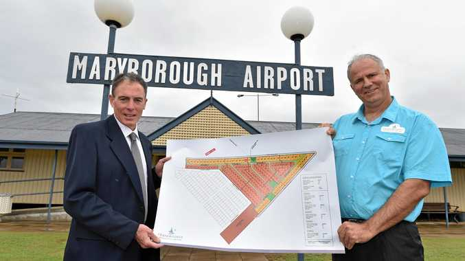GROUNDED: $80M airpark plan fails to launch
