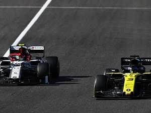 Bizarre twist in Ricciardo rollercoaster