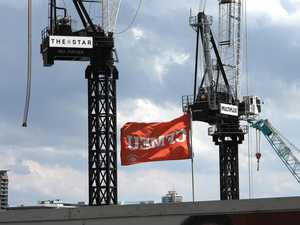 CFMEU 'taking the p*** to a whole new level'