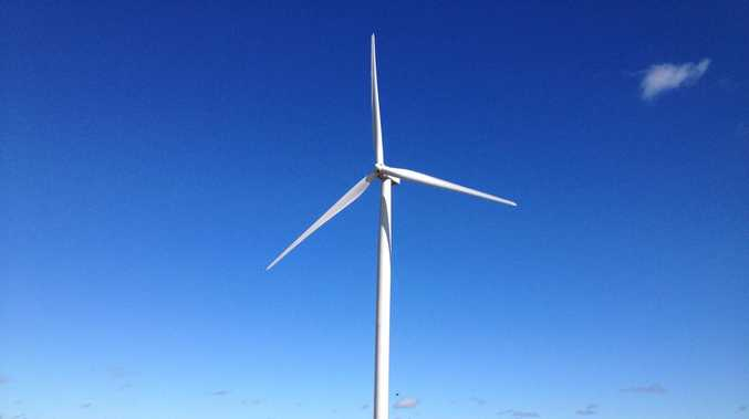 We're powering along with sun, wind and water