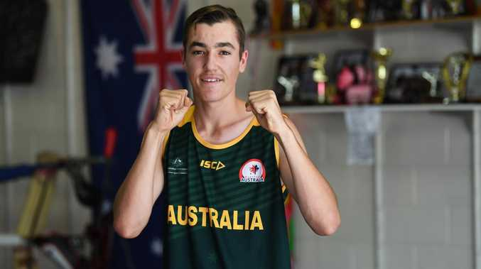 CQ Muay Thai fighter stands tall on world stage