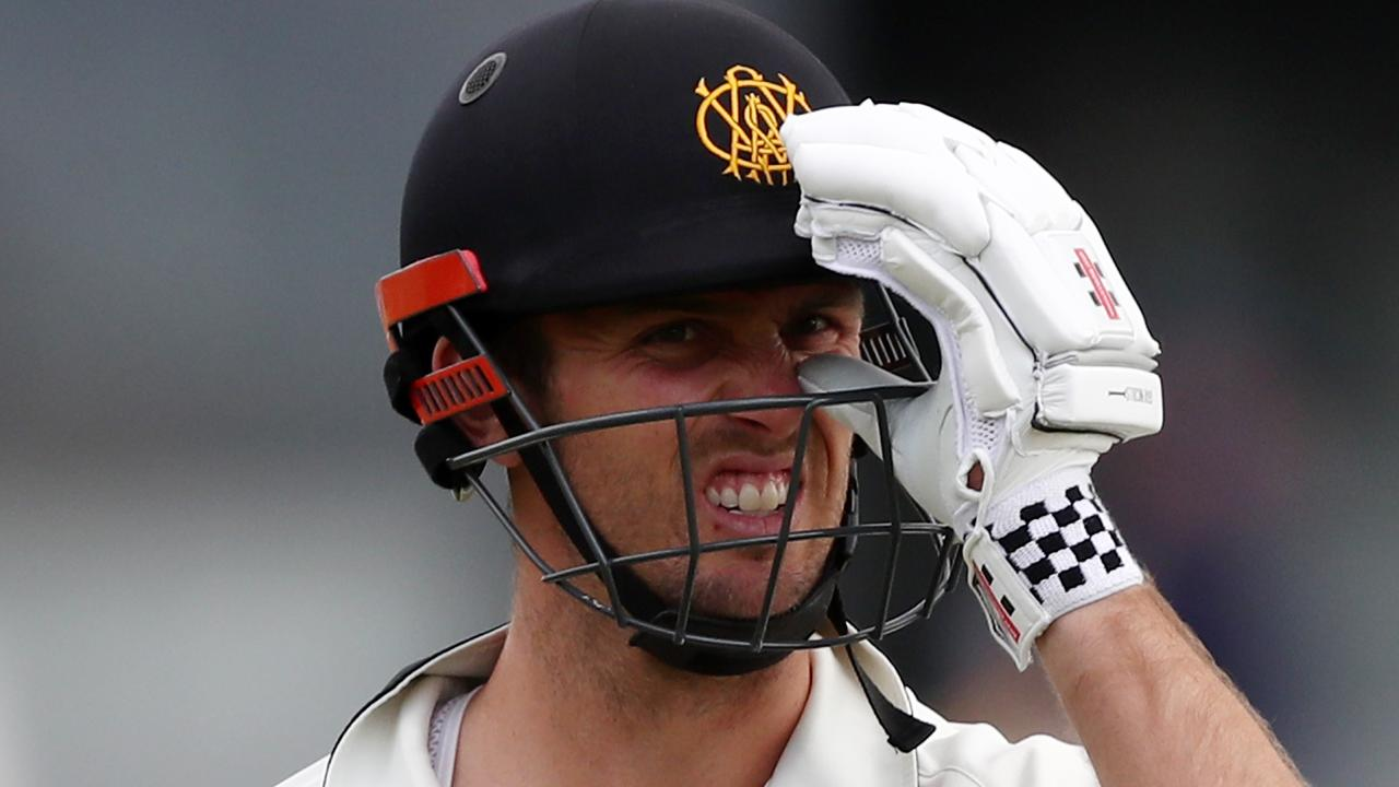 Has Marsh put himself in danger of missing out on the Aussie Test team?