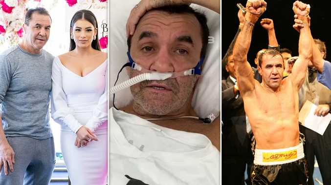 Fenech's fighting spirit stuns Thai doctors