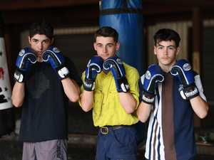 Rocky teen: 'I was determined to get there and get a win'
