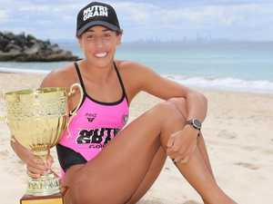 Rogers claims gritty glory in Coolangatta Gold
