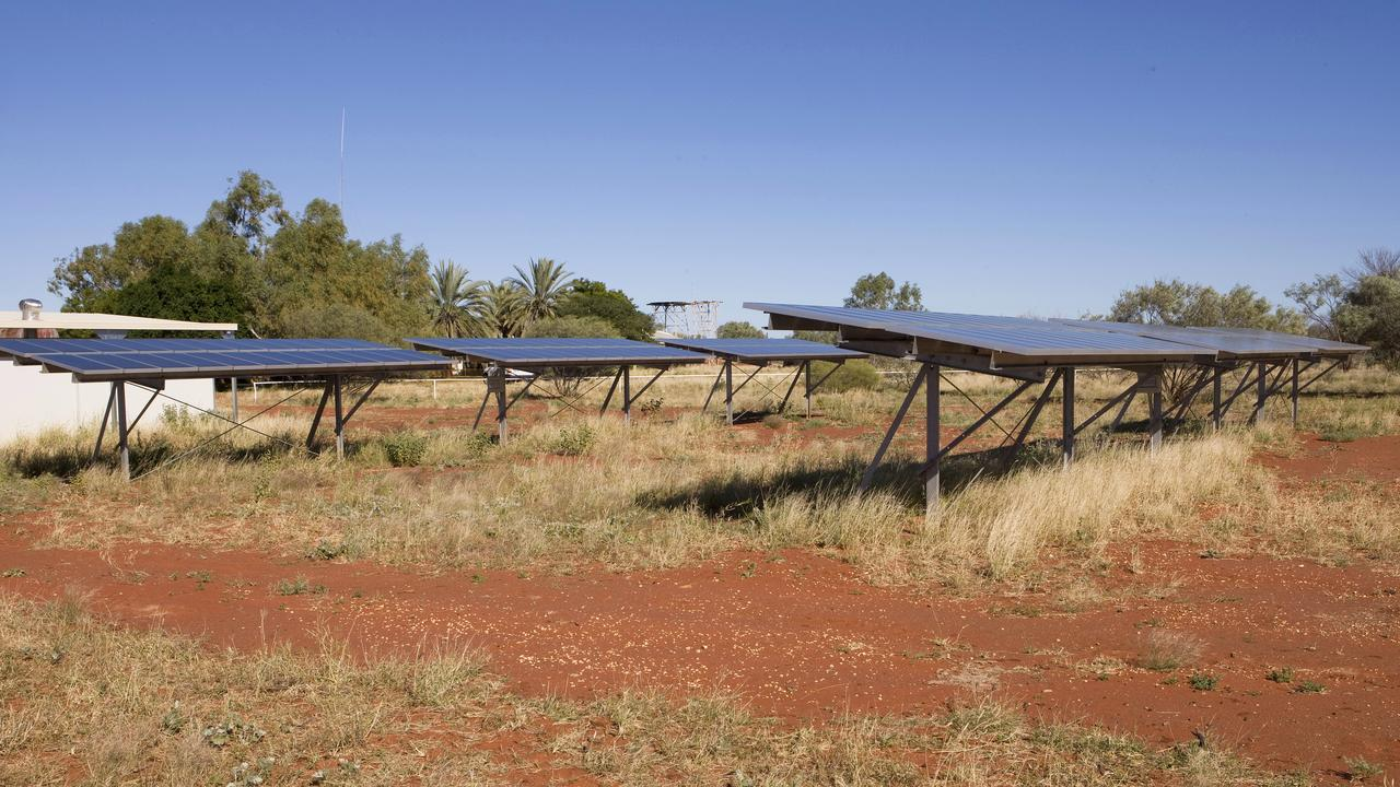 Microgrids in Central Queensland