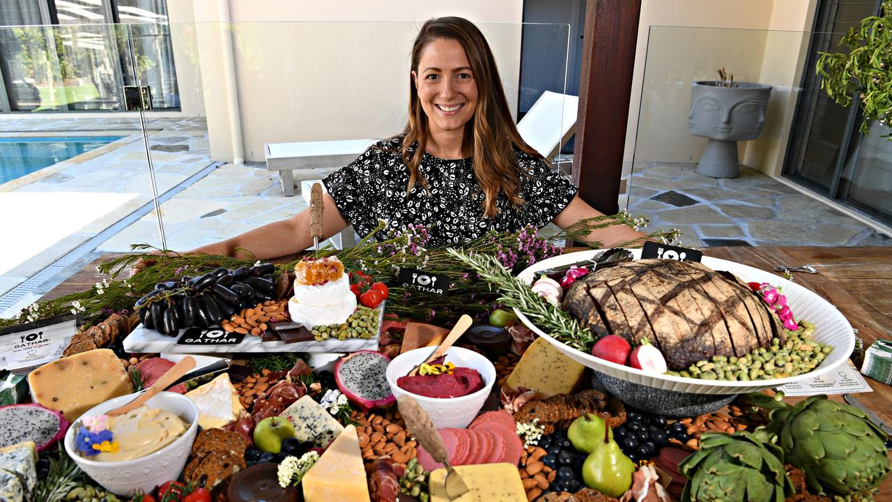 FOOD: Jodie Mlikota is launching a new food tech startup on the Sunshine Coast called Gathar.