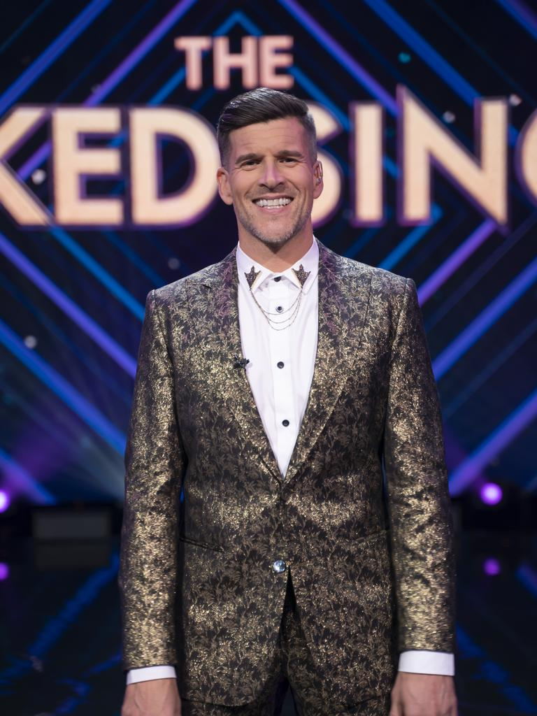 Host Osher Gunsberg is certainly been standing out from the crowd.