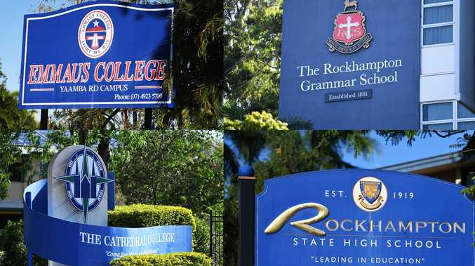 RICH V POOR: How incomes for CQ's schools compare