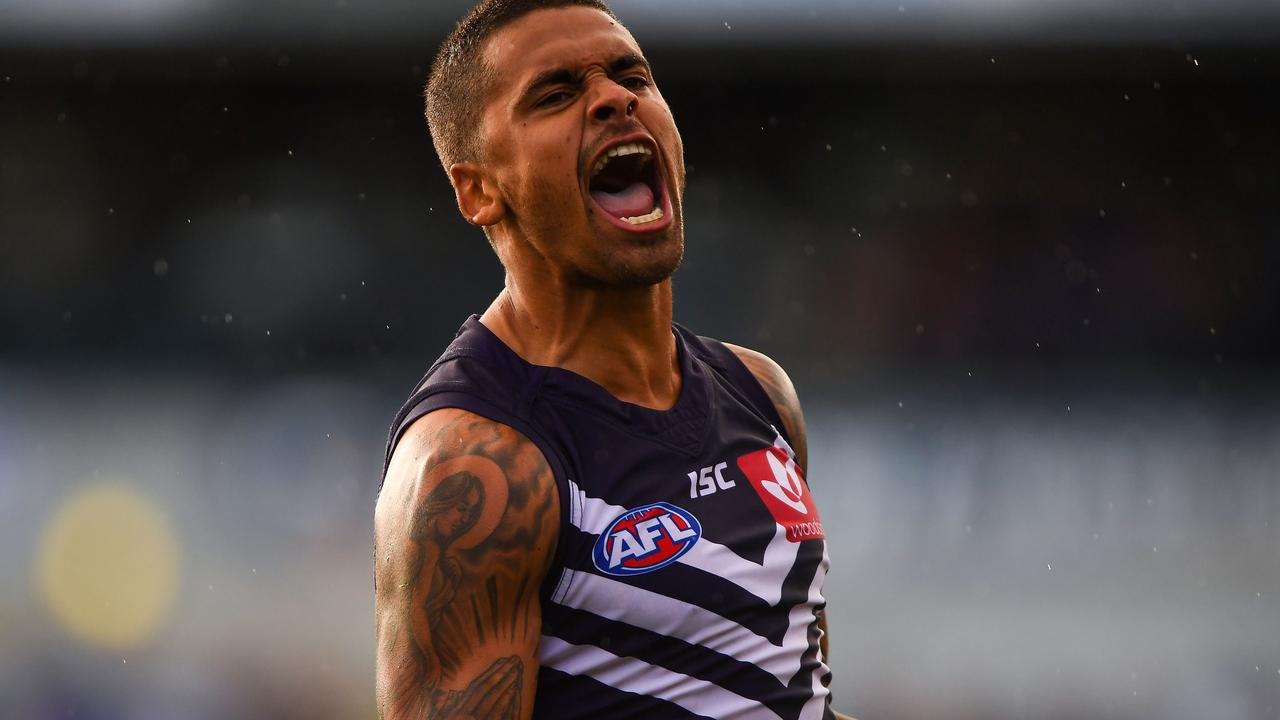 Brad Hill wants to join St Kilda, but Fremantle has set a high price.