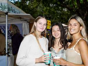 Alice Rose, Miya Oishi and Melissa King from Byron