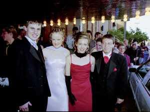Richmond River High School formal, 1999.