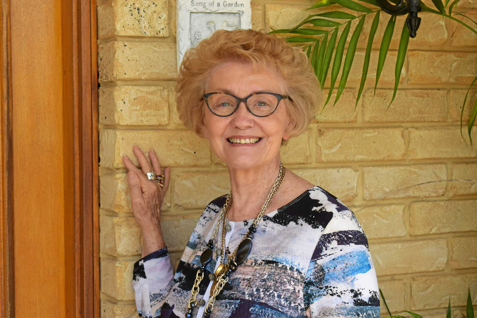 Thelma Reisenleiter has been an important part of the Gympie Community for the past five decades.