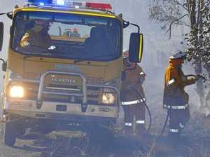 WARNING: Severe fire danger to start the week