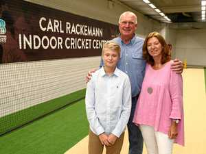 New sporting complex a huge honour for our sporting great