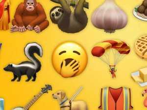 Apple unveils dozens of new emojis