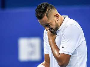'Lost faith in humanity': Kyrgios trolled