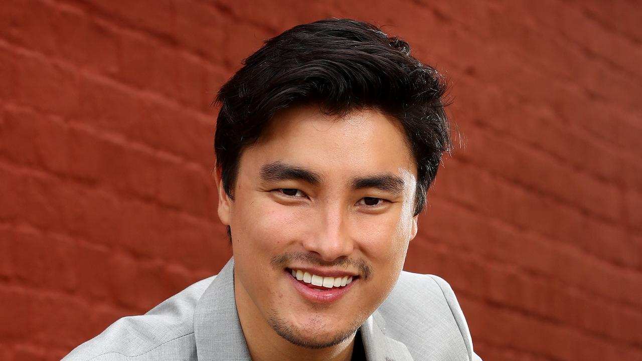 Spiderman actor Remy Hii