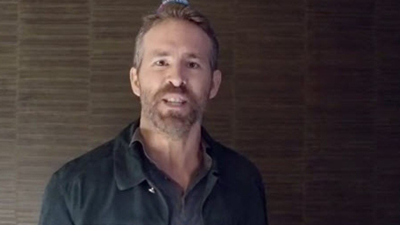 Ryan Reynolds wishes Hugh Jackman a happy birthday.