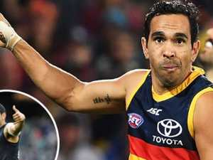 Betts a Blue again in 'fairytale ending'