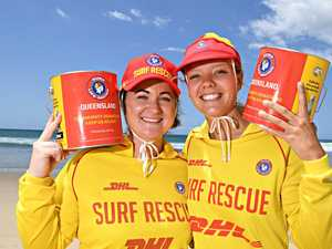Locals urged to donate to help heroic lifesavers