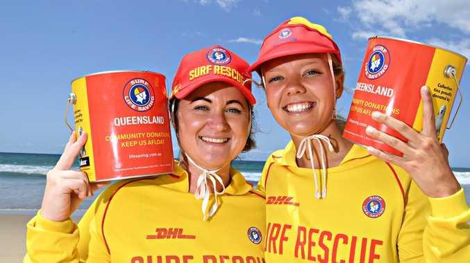 Locals urged to donate to help heroic lifesavers
