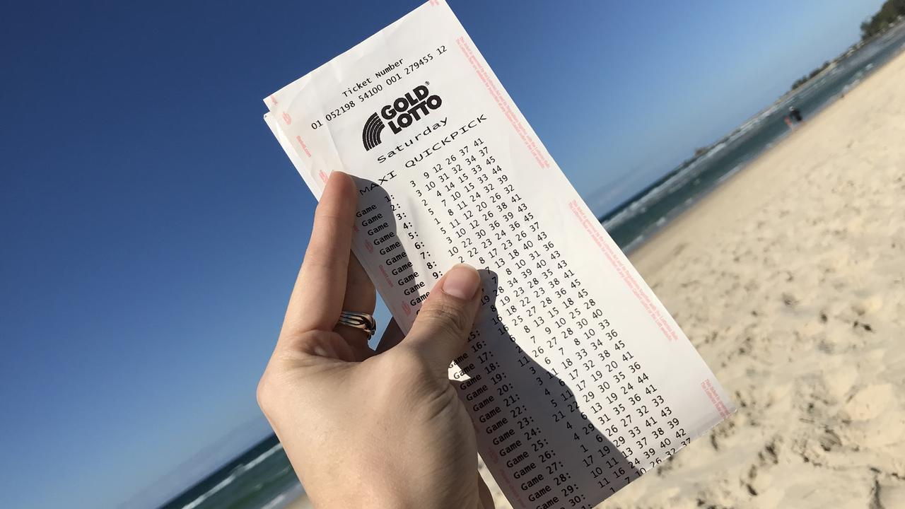 WINNER: A Moffat Beach mum is the Saturday Gold Lotto division one winner. Photo: Contributed