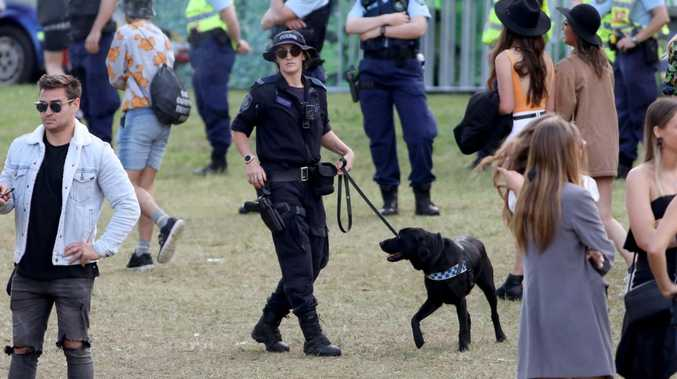 Festivals inquest recommends end to police drug operations
