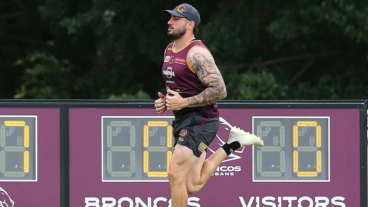 Bird has struggled to stay on the field since joining Brisbane. AAP Image/Jono Searle) NO ARCHIVING