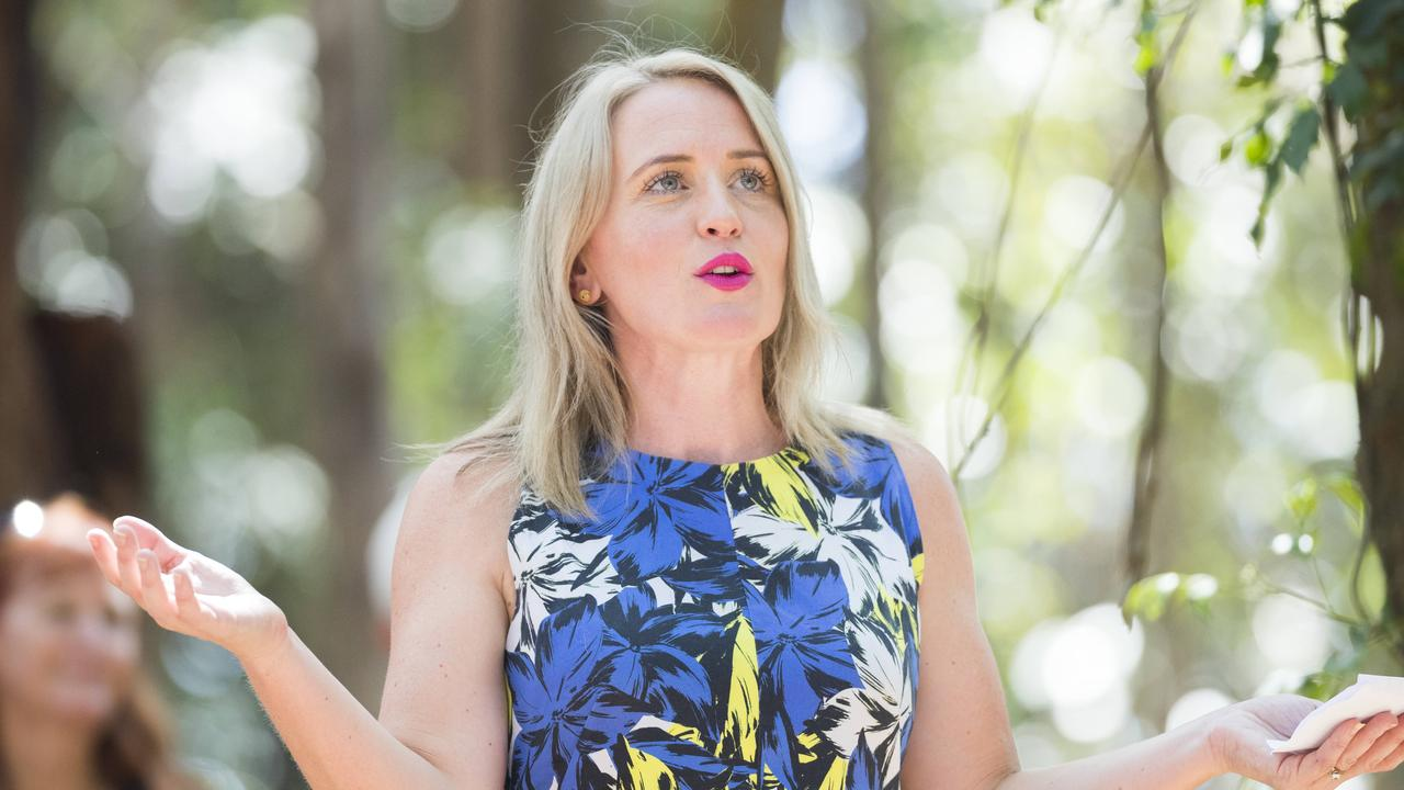 Tourism Minister Kate Jones says a boost in Tourism and Events Queensland funding will help five Sunshine Coast businesses. Photo Lachie Millard