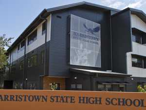 Which Toowoomba school received most government funds