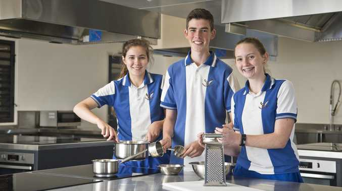 State of the art building opens at Toowoomba school