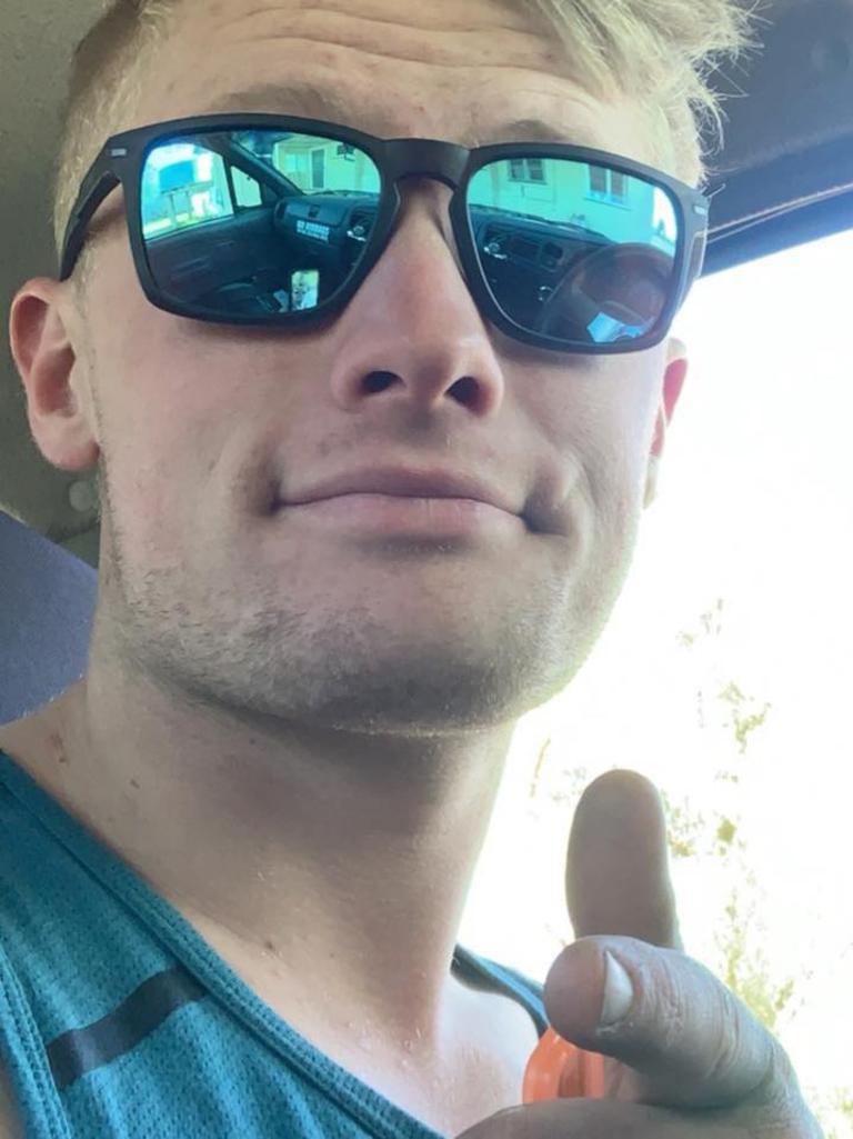 Southbrook man Justin Moore, 18.