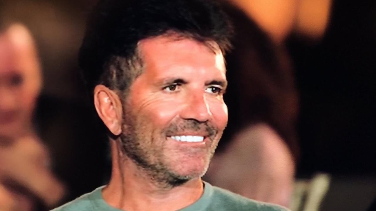 Simon Cowell's appearance on Celebrity X Factor over the weekend.