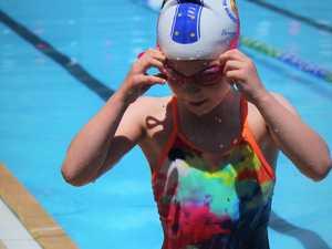 John Dahl Spring Sprint swimming