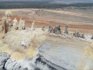 Explosive world record broken in Bowen Basin mine
