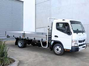 Get on with the job in new Fuso Canter
