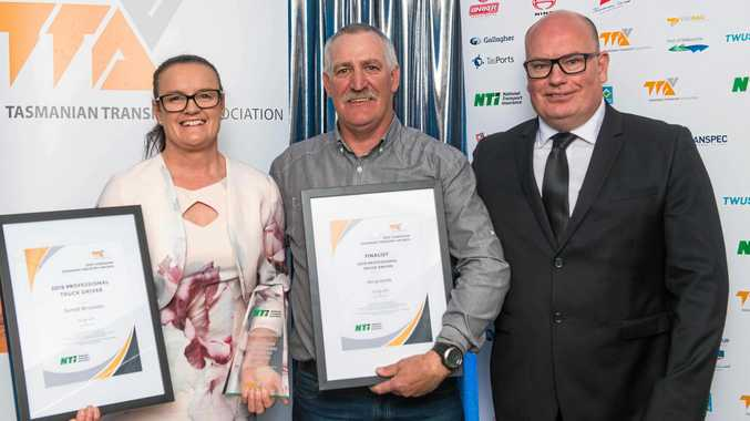 Tasmania celebrates award winners at gala night