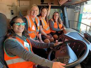 Daimler Trucks Brisbane hits road for open day