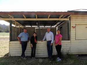 Showgrounds in line for facelift