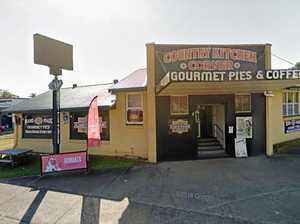 Former Lismore pie shop closes, building up for lease