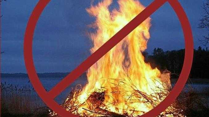 EXTENDED: Residents to heed fire ban restrictions