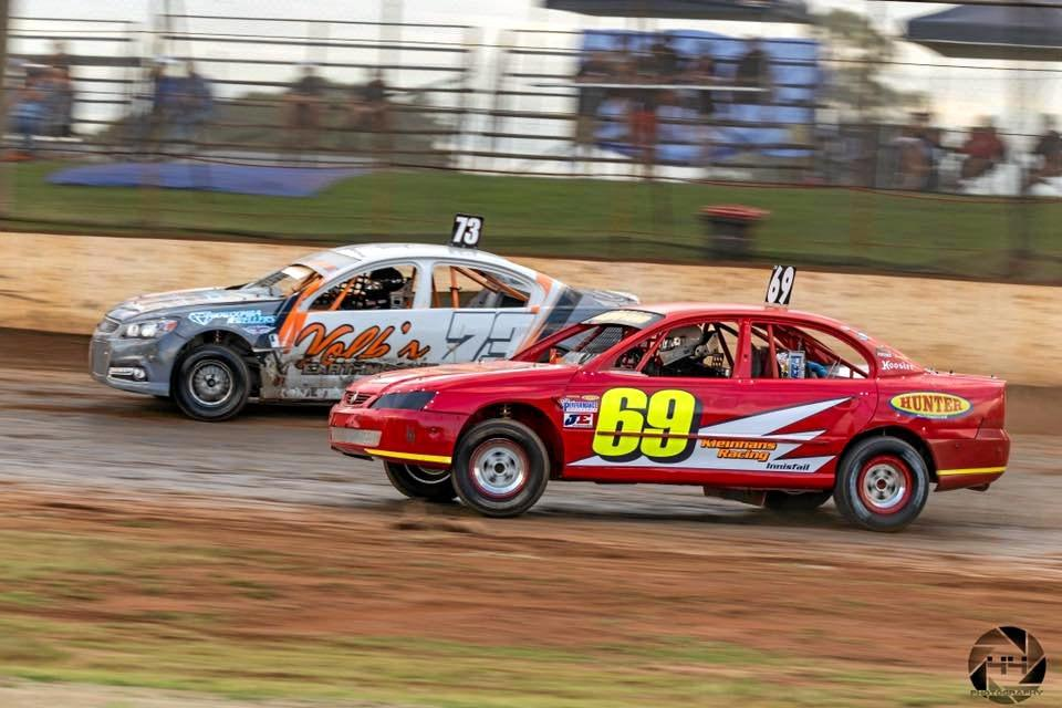 FAMILY FUN: The Kingaroy Speedway will kick off their 2019/2020 season this weekend.