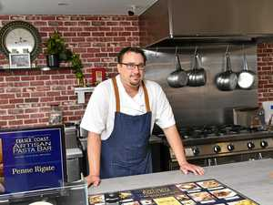 PASTA BAR: From disillusioned to opening his own business