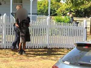 Two juveniles taken into custody in North Toowoomba