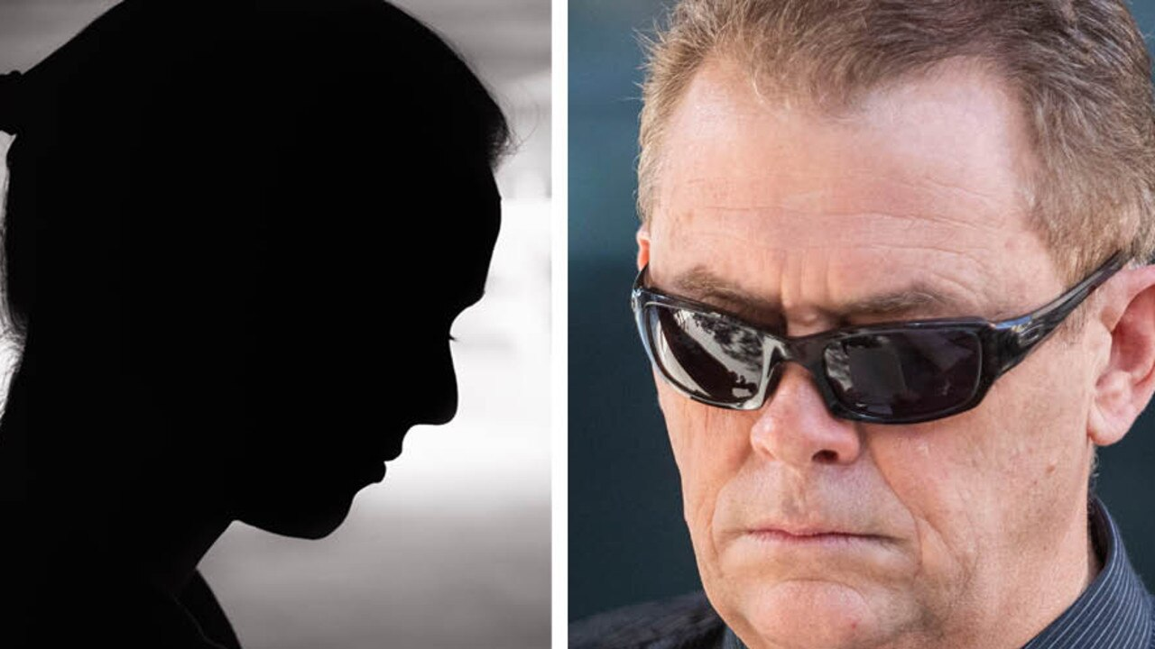 A domestic violence victim says she will always live in fear after her address was leaked by Senior Constable Neil Glen Punchard.
